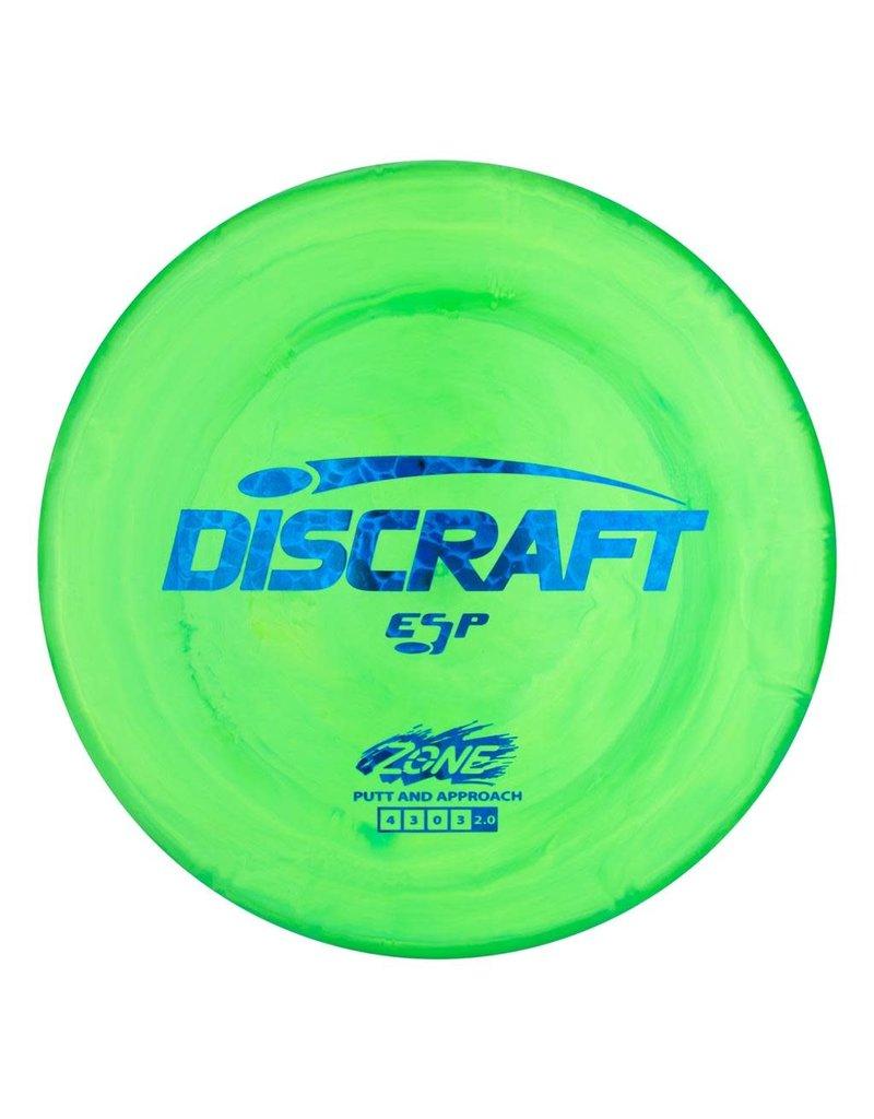 Discraft DISCRAFT ESP ZONE Putt and Approach Golf Disc