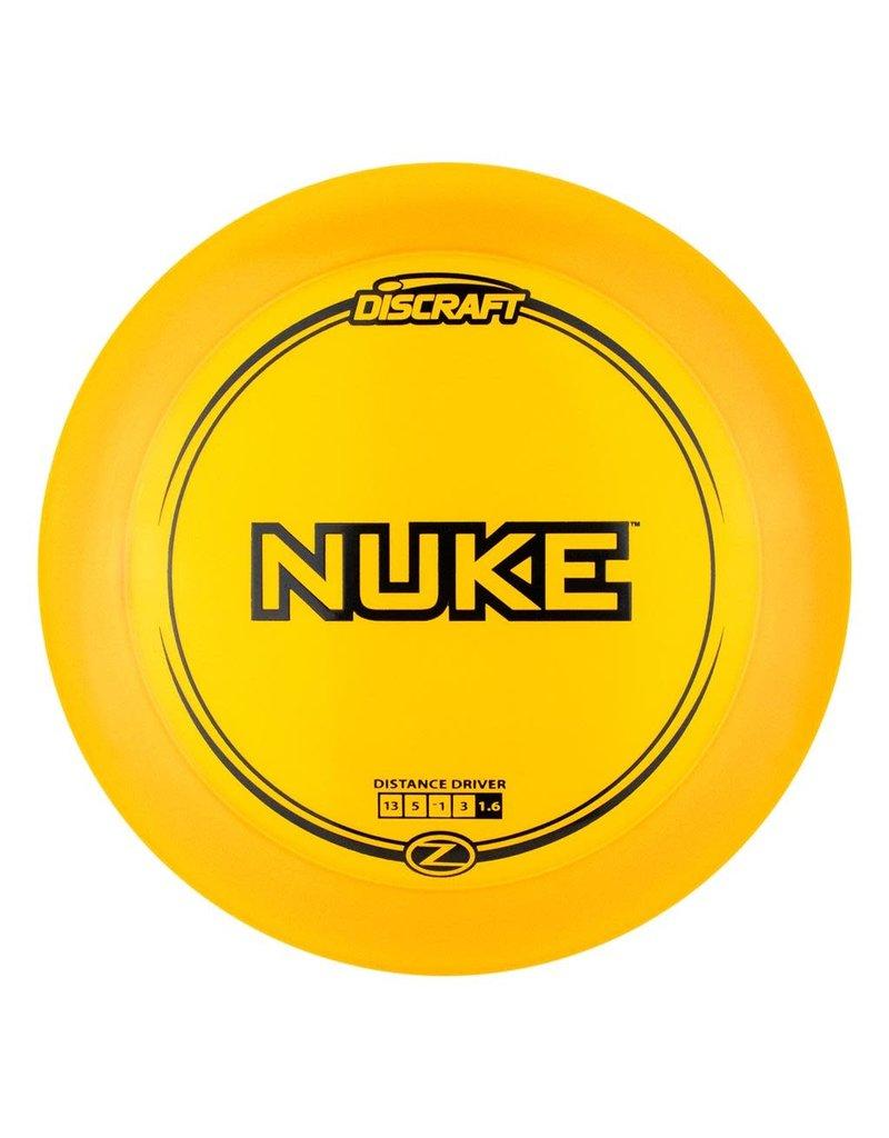 Discraft DISCRAFT Z LINE NUKE Distance Driver Golf Disc