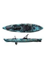 Midwest Kayaks RPT 120 Pedal Drive Fishing Kayak