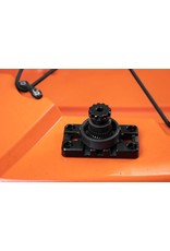 YAKATTACK Yakattack Mighty Mount Switch Deck Mounted Gear Holder for Kayak