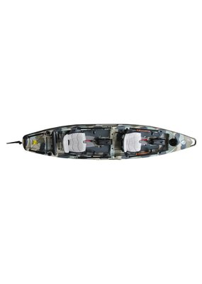 Feelfree Feelfree Kayaks Lure II Tandem Overdrive Ready Desert Camo