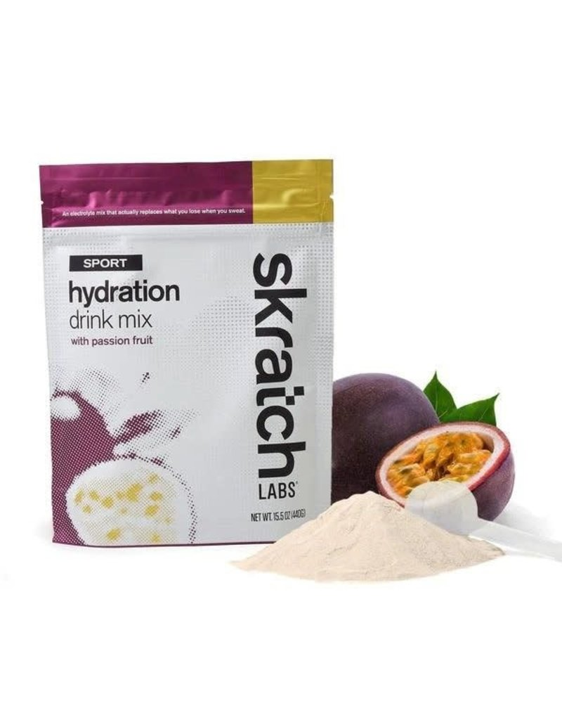 Skratch Labs Skratch Labs Hydration Drink Mix 20 Serving Resealable Bag