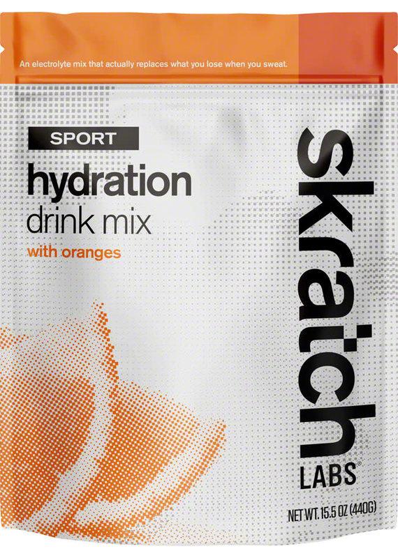 Skratch Labs Skratch Labs Hydration Drink Mix 20 Serving Resealable Bag