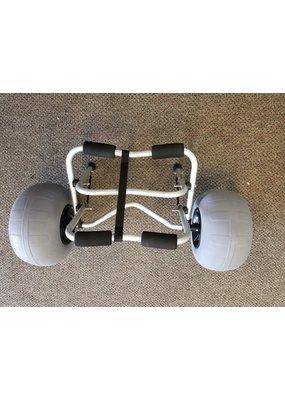 Vanhunks Kayaks Vanhunks Kayaks Large Balloon Wheel Kayak Transport Cart