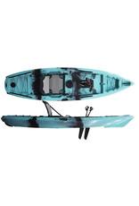 Vanhunks Kayaks Vanhunks Mahi Mahi Fin Drive Fishing Kayak