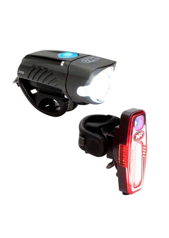 NITERIDER Niterider Swift 300/Sabre 110 Bicycle Head and Tail Light Combo