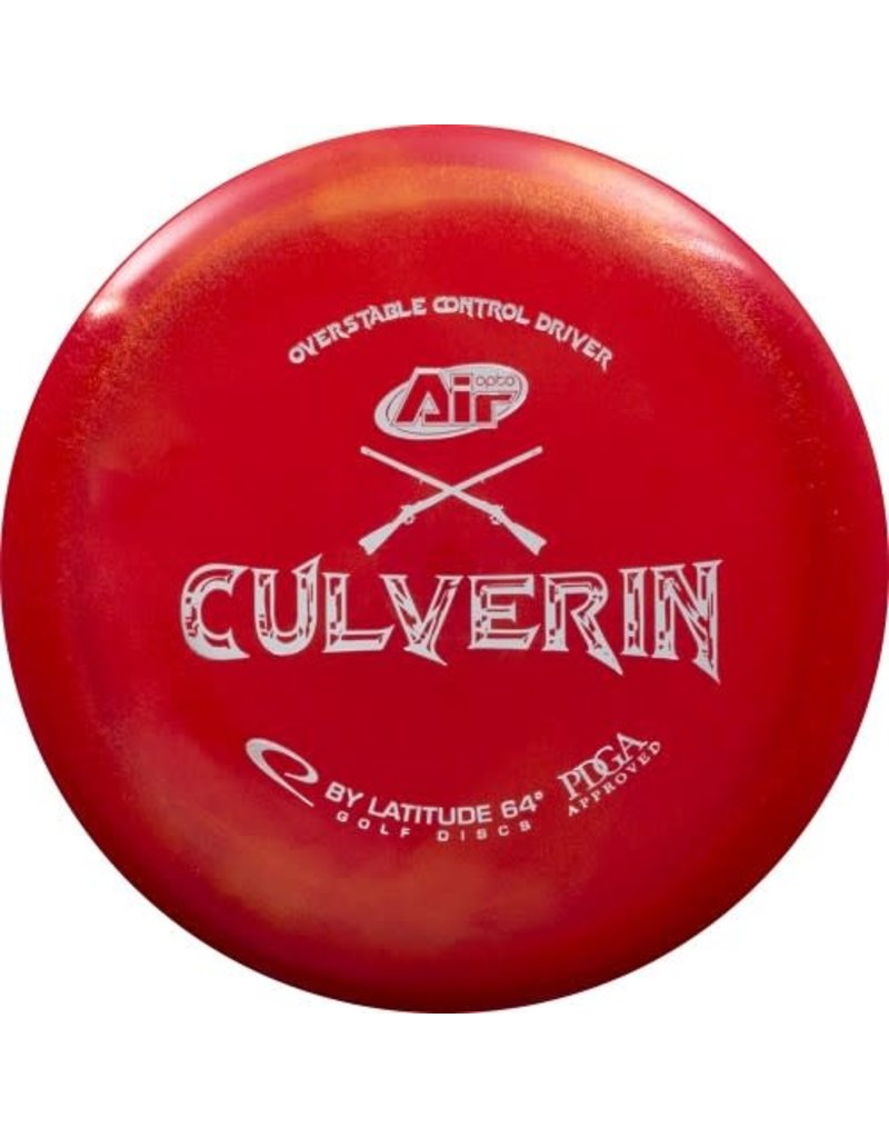 Latitude 64 Latitude 64 Opto Air Culverin Overstable Control Driver Golf Disc