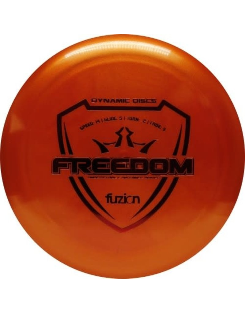 Dynamic Discs Dynamic Discs Fuzion Freedom Understable Distance Driver Golf Disc