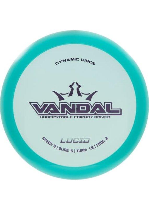 Dynamic Discs Dynamic Discs Lucid Vandal Understable Fairway Driver Golf Disc