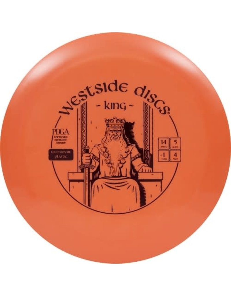 Westside Discs Westside Discs Tournament King Distance Driver Golf Disc