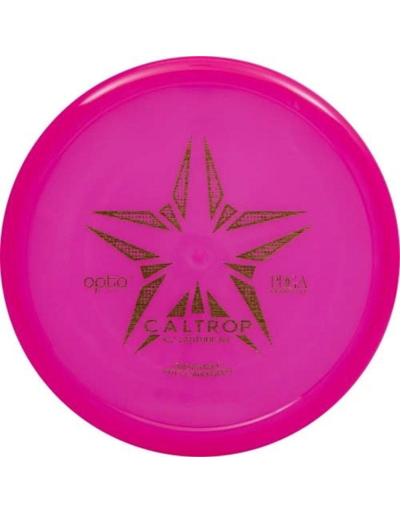 Latitude 64 Latitude 64 Opto Caldrop Overstable Put and Approach Golf Disc