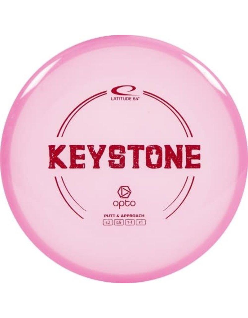 Latitude 64 Latitude 64 Opto Keystone Putt and Approach Golf Disc