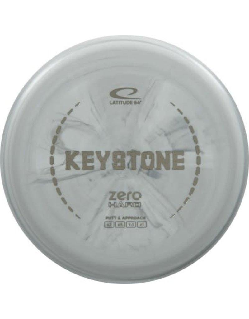 Latitude 64 Latitude 64 Zero Hard Keystone Putt and Approach Golf Disc