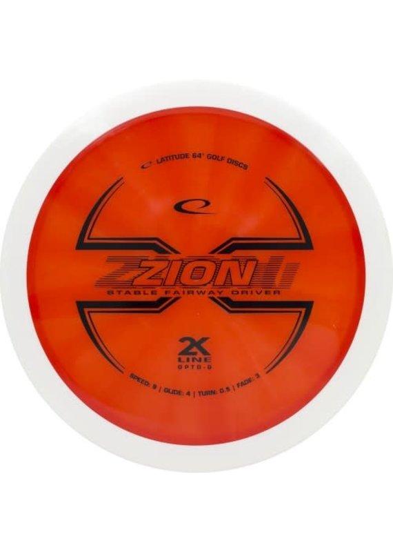 Latitude 64 Latitude 64 2K Opto-G Zion Overstable Fairway Driver Golf Disc