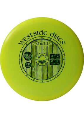 Westside Discs Westside Discs VIP Shield Putt and Approach Golf Disc