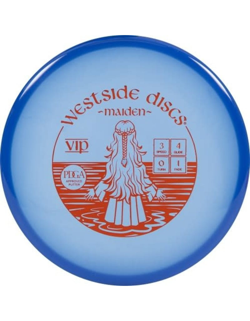 Westside Discs Westside Discs VIP Maiden Putt and Approach Golf Disc