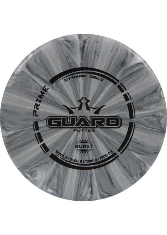 Dynamic Discs Dynamic Discs Prime Burst Guard Putt and Approach Golf Disc