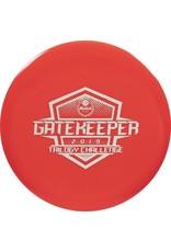 Westside Discs Westside Discs Tournament Gatekeeper 2019 Trilogy Challenge Stamp