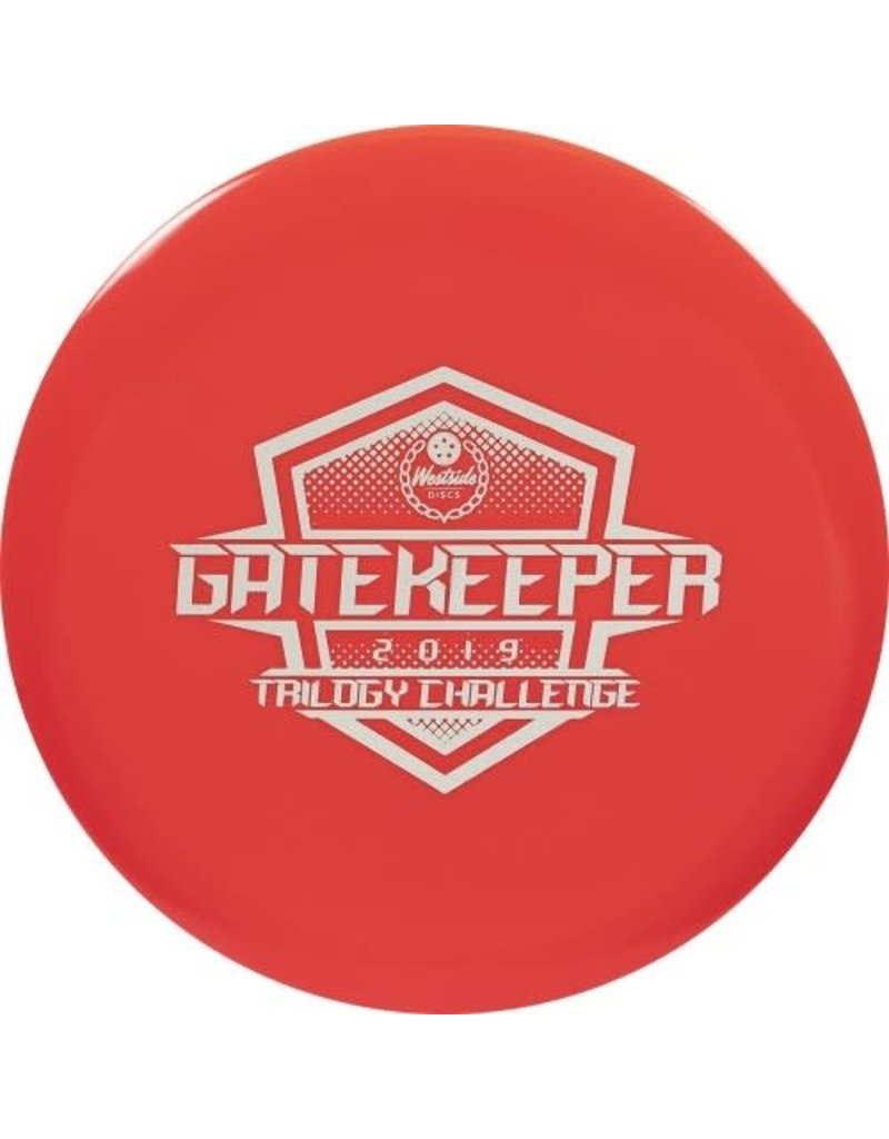 Westside Discs Westside Discs Tournament Gatekeeper 2019 Trilogy Challenge Stamp