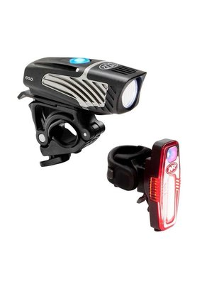 NITERIDER Niterider Lumina 650/Sabre 110 Bicycle Headlight Tail Light Combo Set
