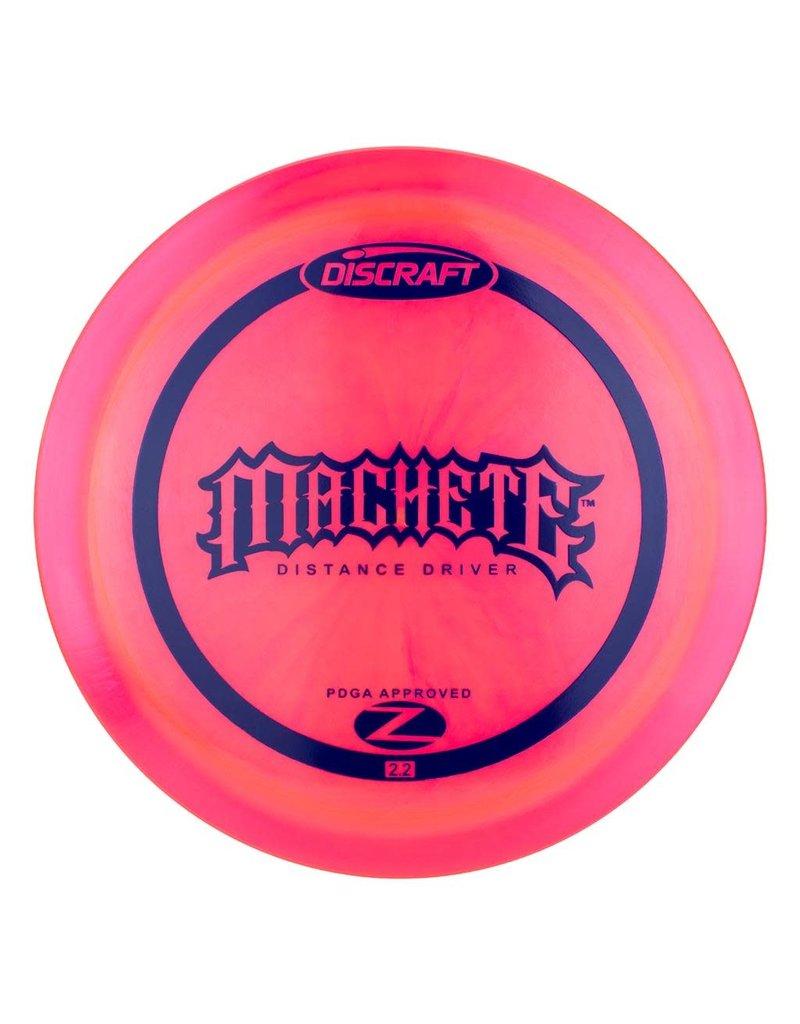 Discraft Discraft Z Line Machete Distance Driver Golf Disc