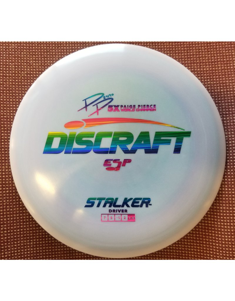 Discraft Discraft Paige Pierce ESP Stalker Driver Golf Disc