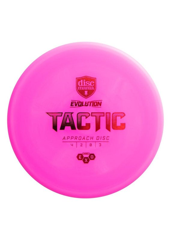 Discmania Discmania EXO Tactic Approach Golf Disc