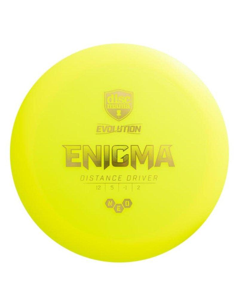 Discmania Discmania NEO Enigma Distance Driver Golf Disc