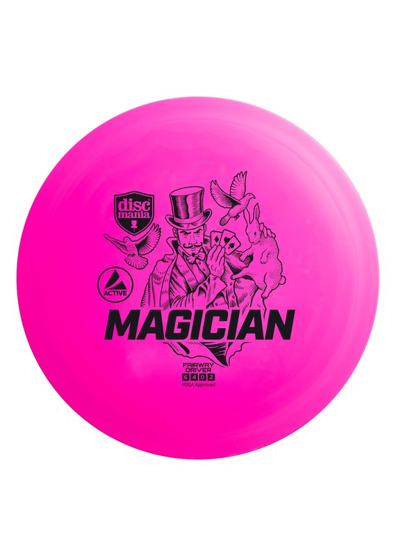 Discmania Discmania Active Magician Fairway Driver Golf Disc