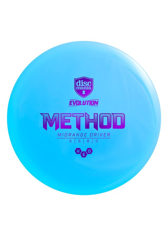 Discmania Discmania Neo Evolution Method Mid Range Golf Disc