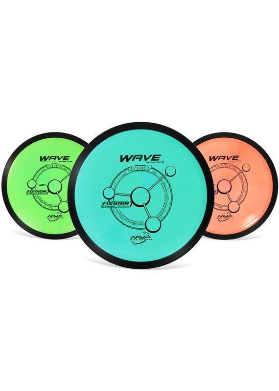 MVP Discs MVP Discs Fission Wave Distance Driver Golf Disc