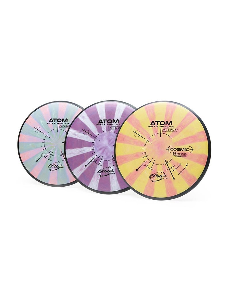MVP Discs MVP Discs Cosmic Electron Firm Atom Putt and Approach Golf Disc