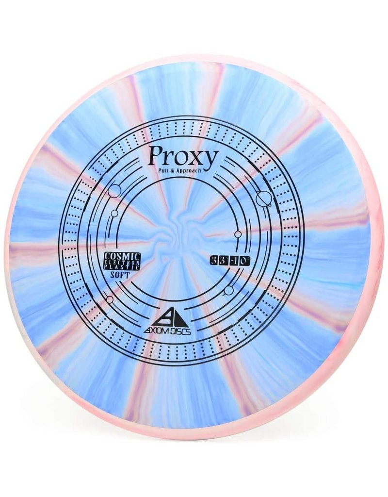 Axiom Discs Axiom Discs Cosmic Electron Soft Proxy Putt and Approach Golf Disc