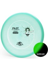 Streamline Discs Streamline Discs Eclipse Glow Proton Pilot Putt and Approach Golf Disc
