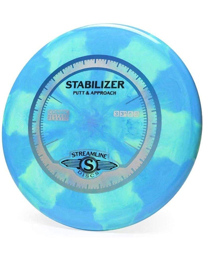 Streamline Discs Streamliner Discs Cosmic Neutron Stabilizer Putt and Approach Golf Disc