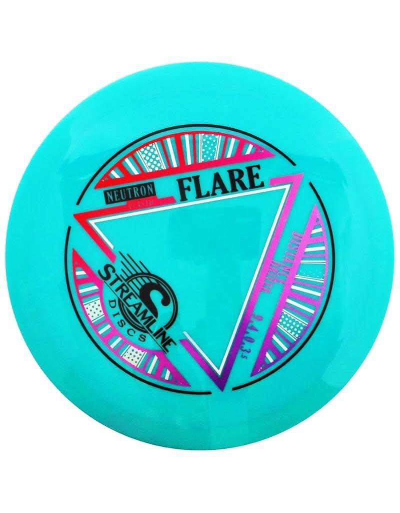 Streamline Discs Streamline Discs Neutron Flare Distance Driver Golf Disc