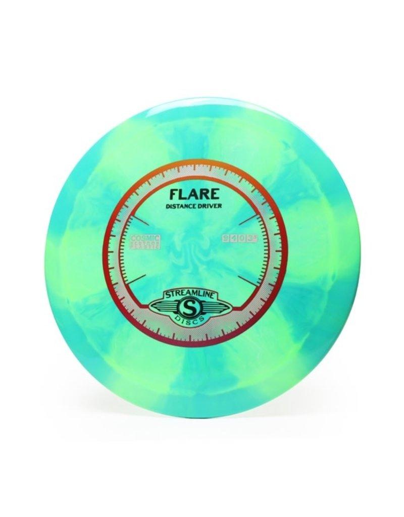 Streamline Discs Streamline Discs Cosmic Neutron Flare Distance Driver Golf Disc