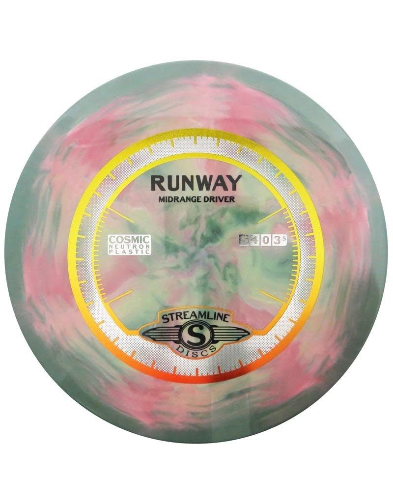 Streamline Discs Streamline Discs Cosmic Neutron Runway Mid Range Driver Golf Disc