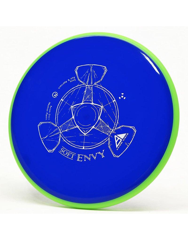 Axiom Discs Axiom Discs Neutron Soft Envy Putt and Approach Golf Disc