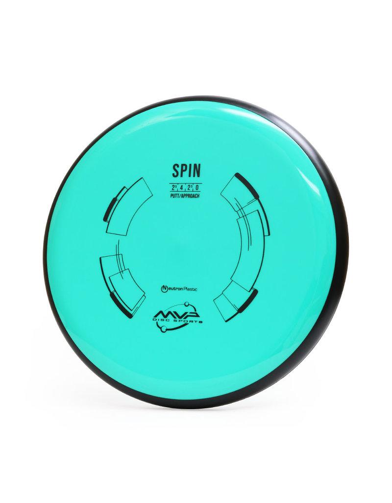 MVP Discs MVP Discs Neutron Spin Putt and Approach Golf Disc
