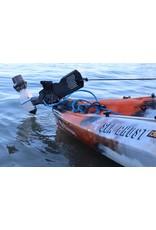 Bixpy Bixpy Universal Kayak Rudder Willfit Adapter