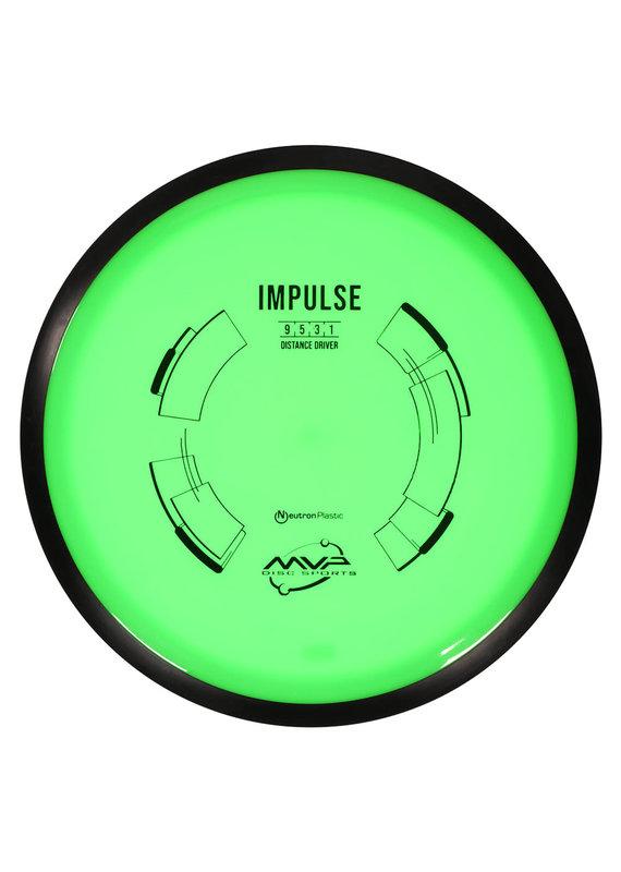 MVP Discs MVP Discs Neutron Impulse Distance Driver Golf Disc