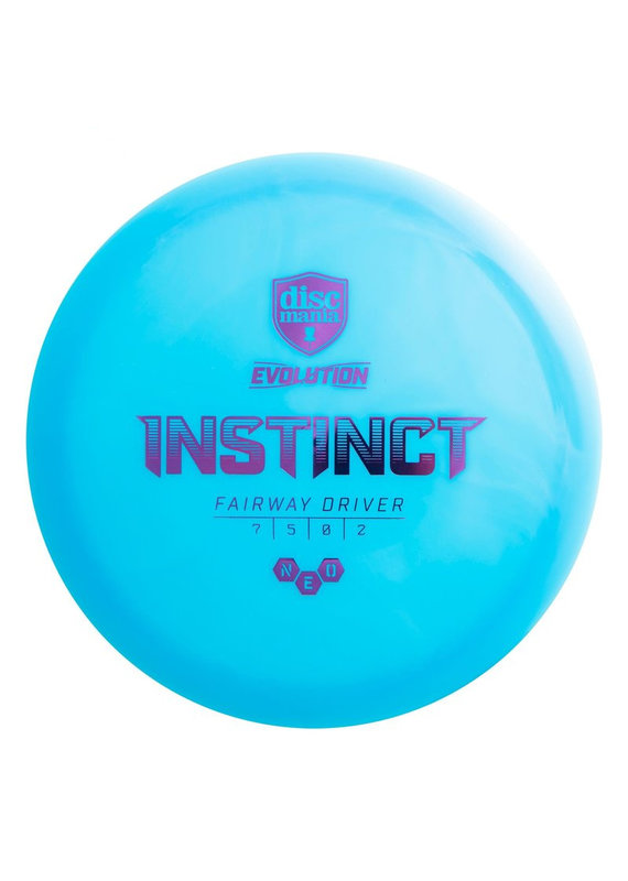 Discmania Discmania NEO Evolution Instinct Fairway Driver Golf Disc