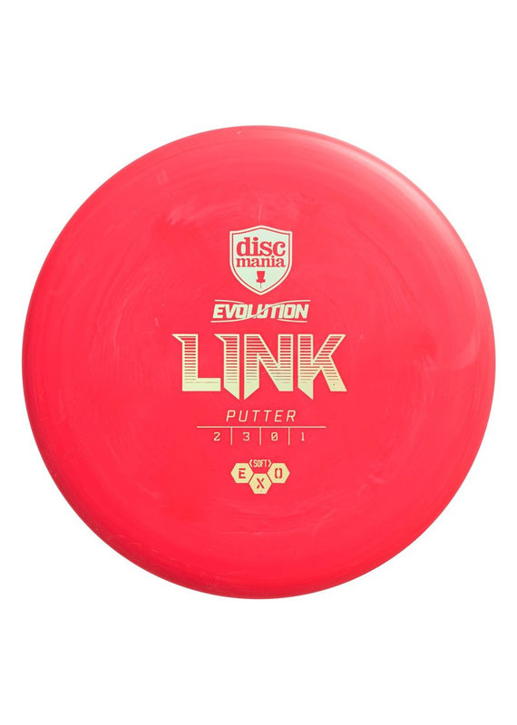 Discmania Discmania EXO Soft Link Putter Golf Disc