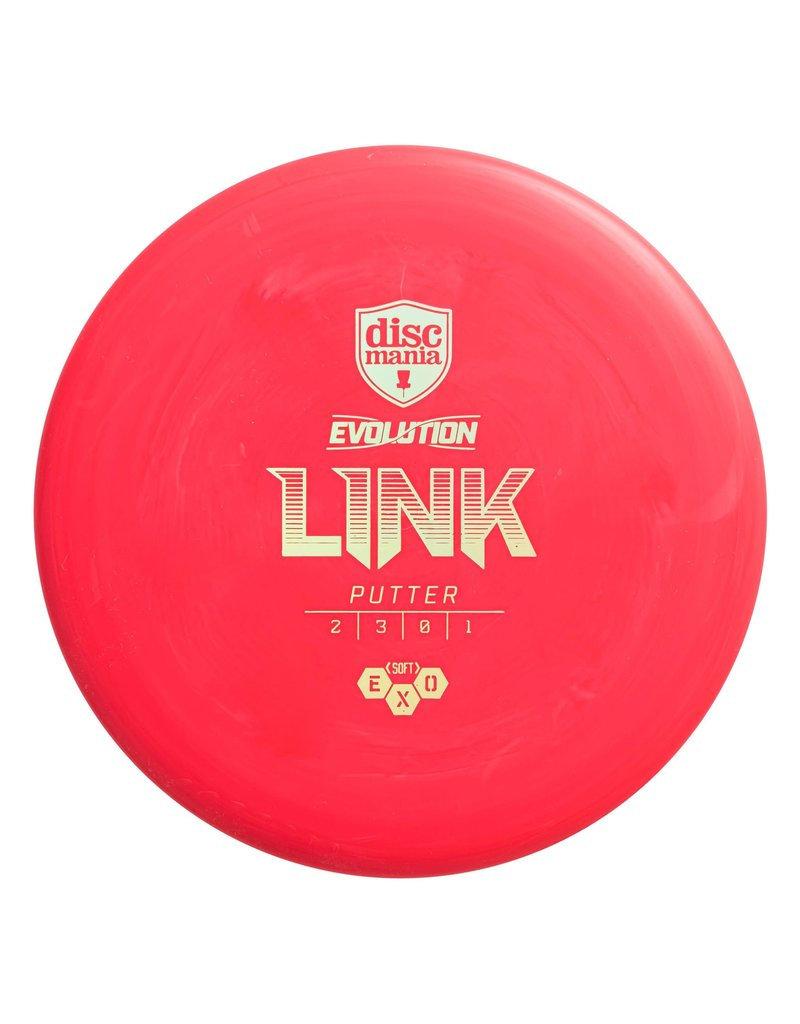 Discmania Discmania EXO Soft Link Putter Golf Disc