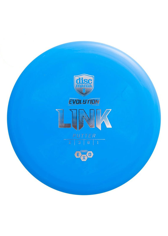 Discmania Discmania EXO Hard Link Putter Golf Disc