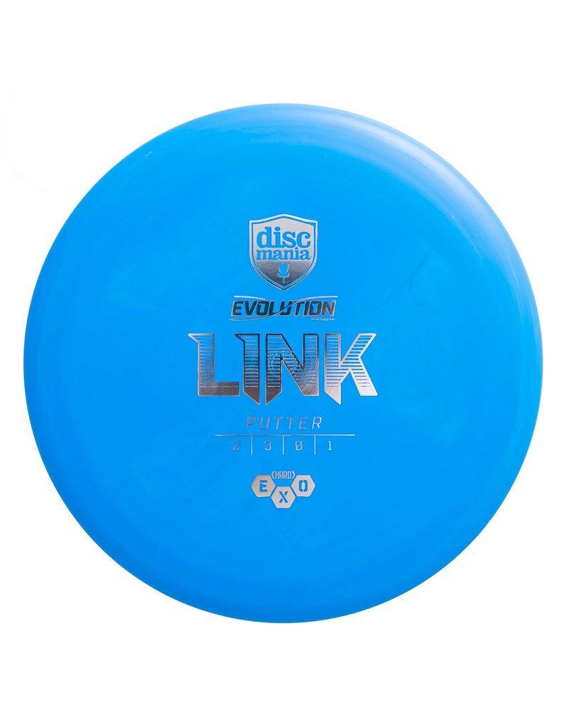 Discmania Discmania EXO Hard Link Putter Golf Disc