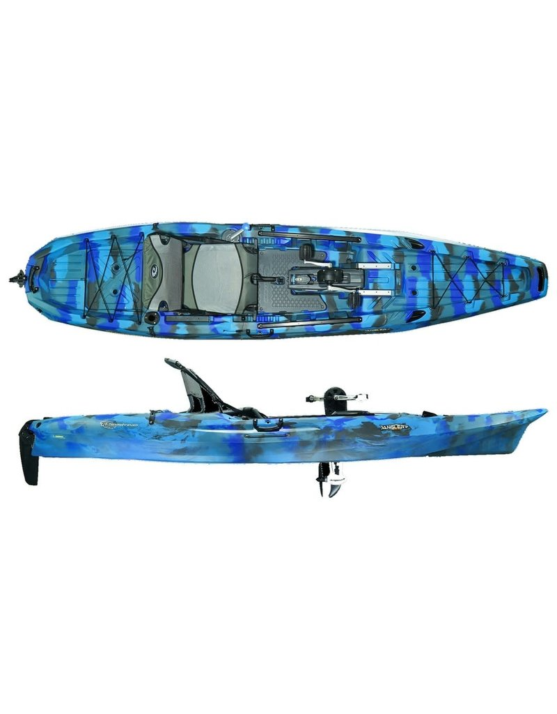 Seastream Kayaks Seastream Kayaks Angler 120 PD Pedal Drive Fishing Kayak