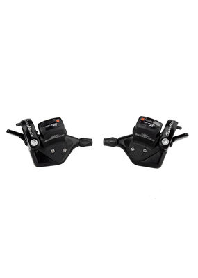 Sunrace SUNRACE HB DLM53 BICYCLE TRIGGER SHIFTER 3 x 8 SPEED SET
