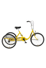 SUN BICYCLES SUN ATLAS CARGO TRIKE WITH BASKET